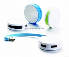 5口USB2.0集线扩展器