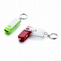 usb車充 帶鑰匙扣的車載充電器 1