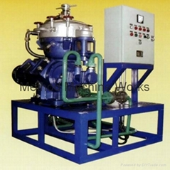 Three Phase Disc Centrifugal Separator