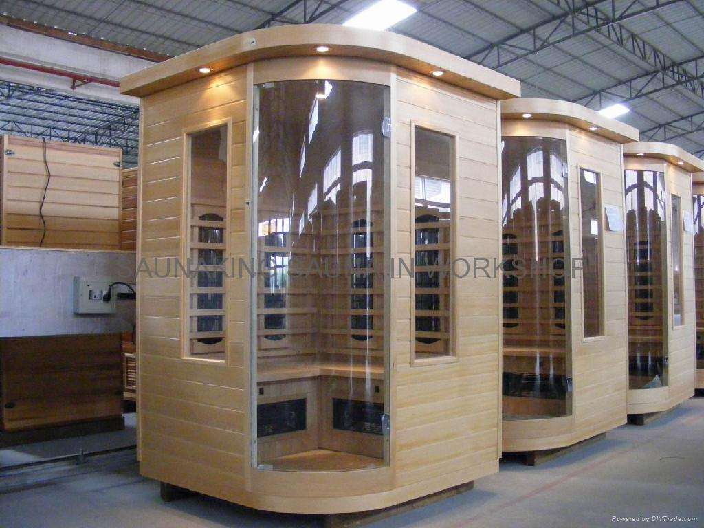 personal care hot therapy far infrared sauna room 2