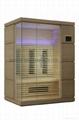 European design sauna