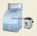 Portable steam sauna KY-PS05 ,CE,GS,SAA