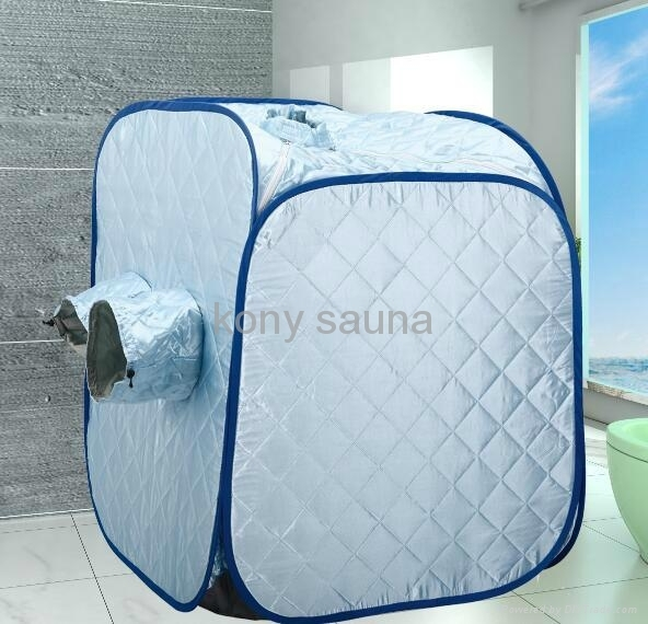 steam sauna for 2 people use together