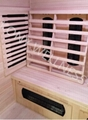 Newest combined heater Far Infrared sauna