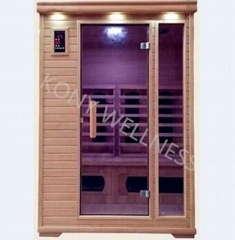 Combined Far infrared sauna room, 2person size