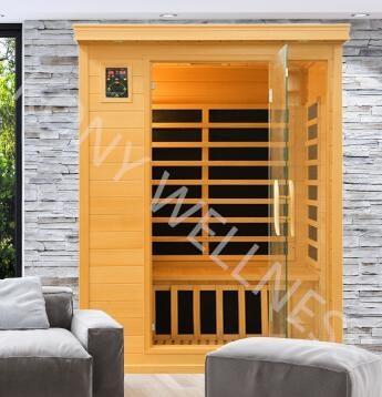 carbon heater sauna,2 people