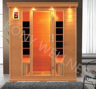 4 people sauna