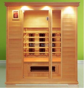 ceramic heater sauna,3person