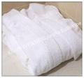 Customized cotton Sauna bathrobe from China 2
