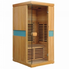 Sell 2018 newest design Far Infrared Sauna Cabin Room