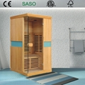 2 Person Far Infrared Sauna Room with 200cm height