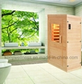 the smallest Far Infrared Sauna room as beauty equipment
