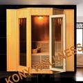 big Traditional Finnish Sauna with