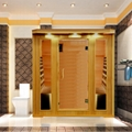 sell 4 person far infrared dry sauna
