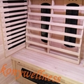 personal care far infrared sauna room for 2 people 2