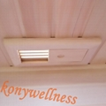 personal care far infrared sauna room for 2 people 3