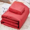 Portable far infrared sauna blanket bag