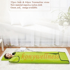 Portable far infrared sauna blanket bag