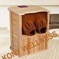 far infrared Foot Sauna the half body sauna room 1