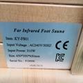 far infrared Foot Sauna the half body sauna room 2