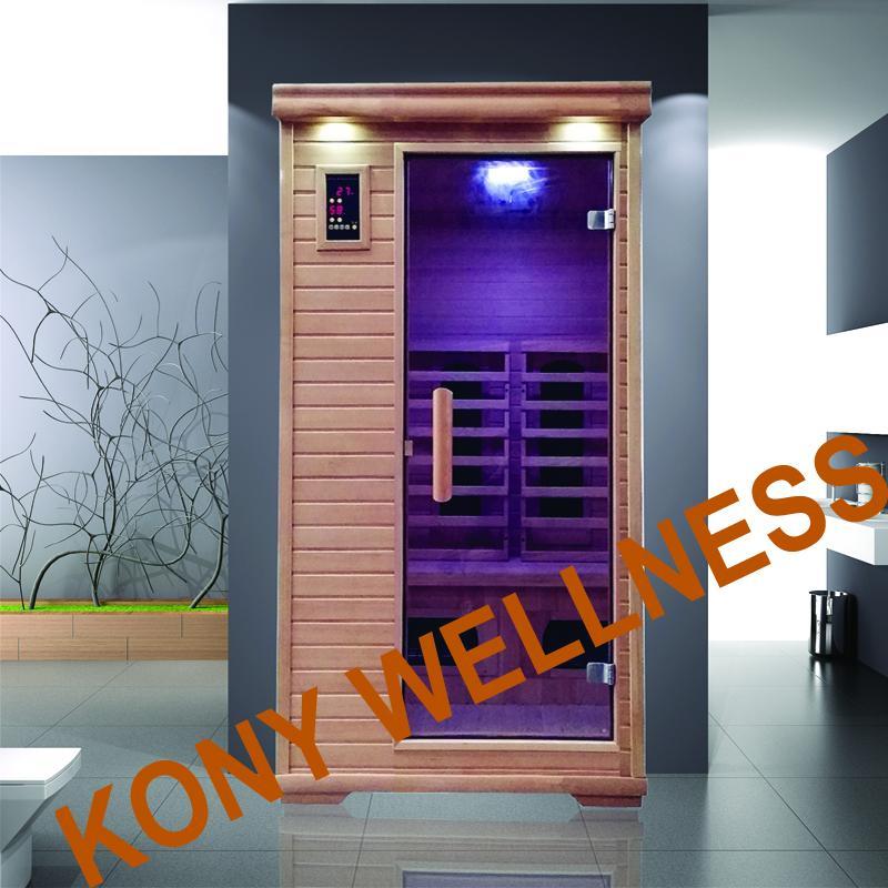 combined heater far infrared sauna