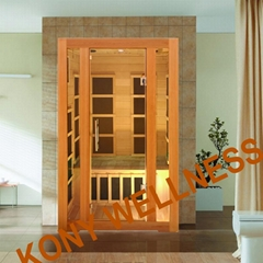 simplest carbon Far infrared sauna