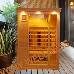 canada hemlock FIY far infrared sauna