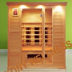 canada fir hemlock dry sauna