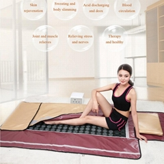 portable far infrared sauna blanket wrap