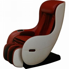 Mini Sofa Massage Chair with Bluetooth Music and Zero Gravity Functions