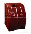 Portable far Infrared Sauna with cotton bathtub