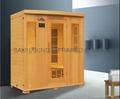 4 persons infrared sauna KY-AH044L