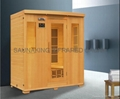 4 persons infrared sauna KY-AH044L,CE