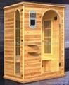 Fashion design of Far infrared sauna