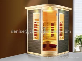 personal care hot therapy far infrared sauna room 1