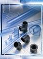 透明管PVC SCH40美標