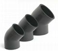 PVC SCH80 45 DEG. ELBOWS