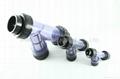 JUMPANNY耐酸硷透明PVC过滤器 3