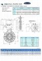 JUMPANNY耐酸硷电动执行器蝶阀 3