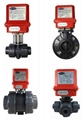 Electric Actuator  Valve