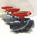 CPVC/PP/UPVC TRUE UNION  BALL VALVE(Chemical resistance) 1