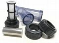JUMPANNY耐酸硷透明PVC过滤器 2