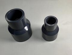 PVC SCH80大小頭長(SxS)