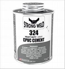 CPVC胶水,CPVC黏合剂,胶合剂工业专用