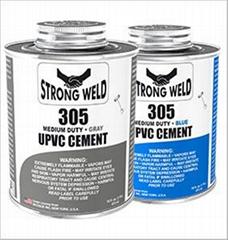 进口 UPVC透明胶水,黏合剂工业专用