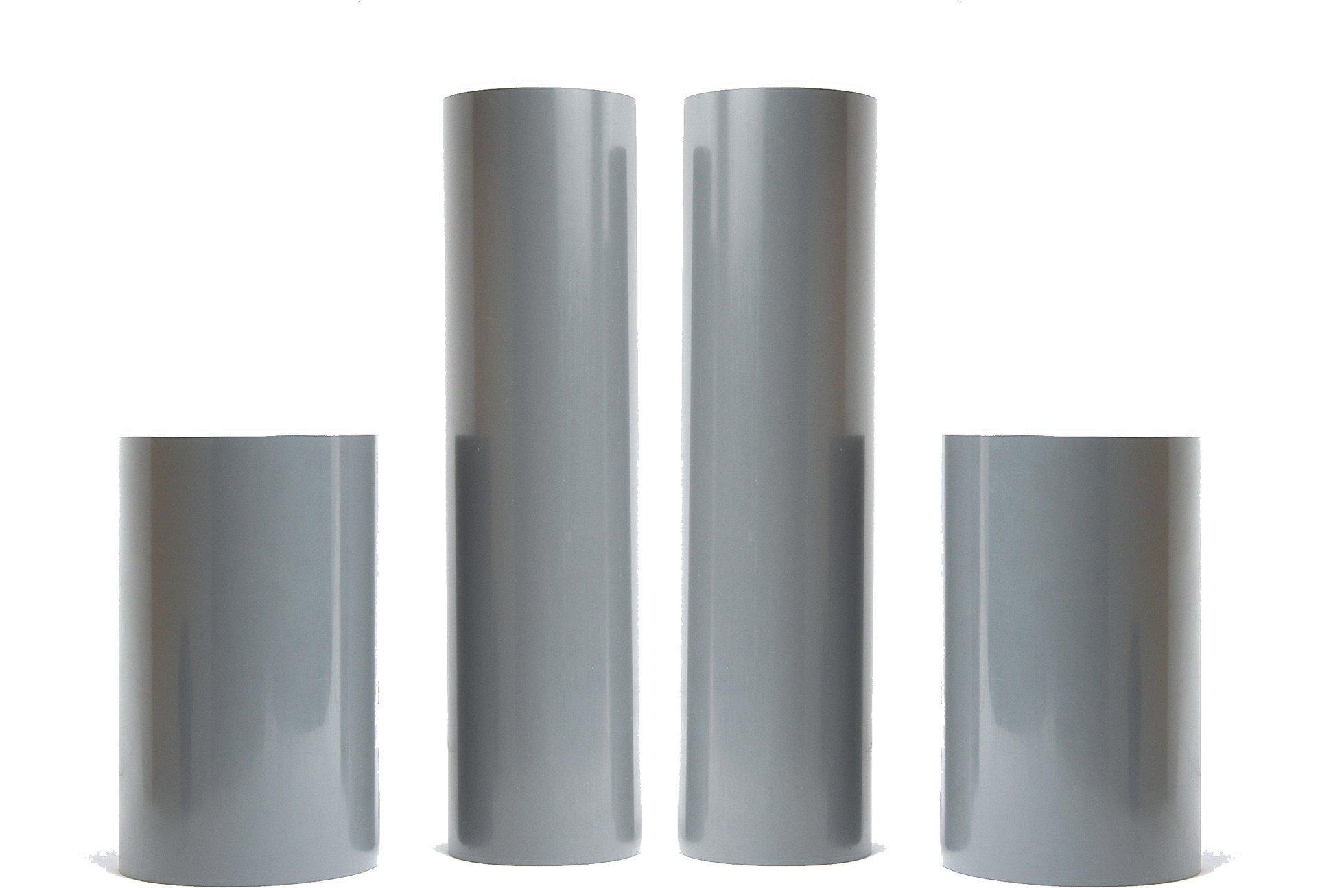 CPVC SCH40/80 溫泉熱水管路系統 1