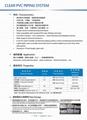 PVC SCH40美标透明管 2