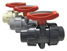 CPVC/PP/UPVC TRUE UNION BALL VALVE(Chemical resistance) - Taiwan -