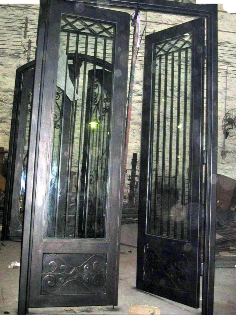 1000 images about wrought iron steel storm doors on pinterest iron front door wrought iron
