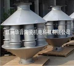 供應2500kw柴油發電機組尾氣黑煙淨化器